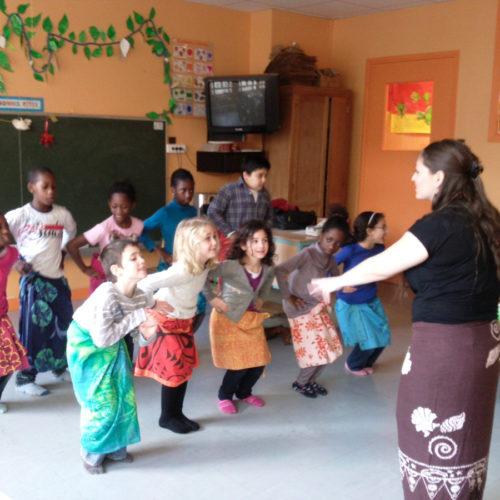 Danse Polynésienne | Cours Pour Enfants